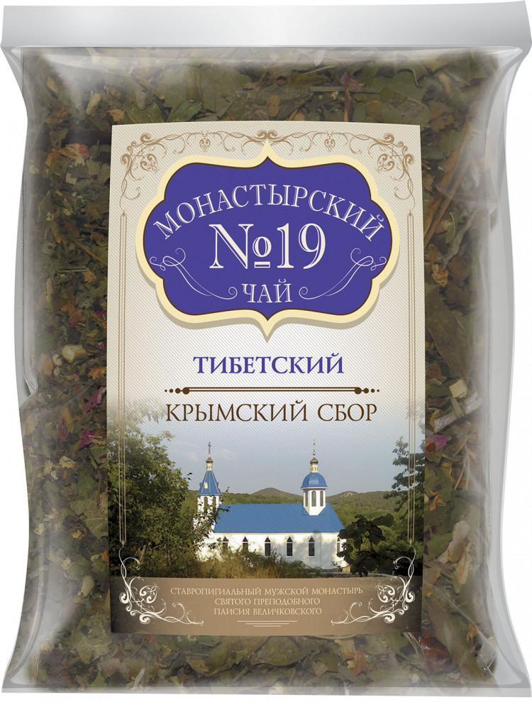 Купить чай монастырский печеночный сбор